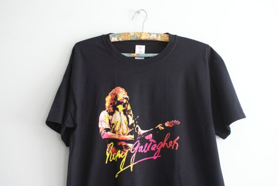 Rory Gallagher T-shirt, Vintage Rory Gallagher T-… - image 2