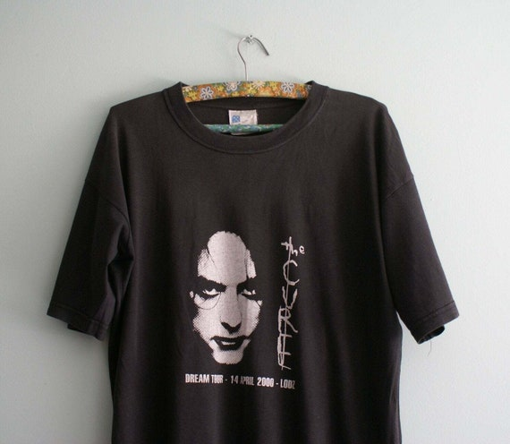 Hyperrare Vintage The Cure shirt, The Cure Dream T