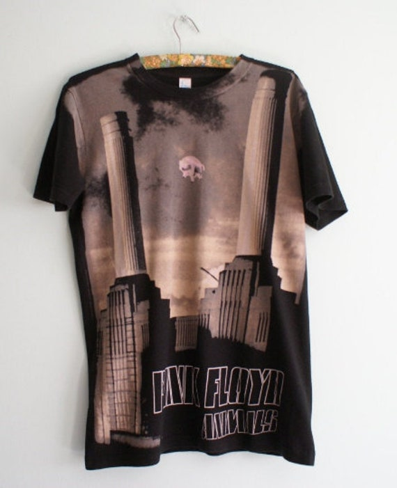Official Pink Floyd Animals T-shirt, Band T-shirt,