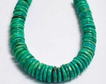 Native American Handcrafted  Navajo Gaspiate Bead Bracelet
