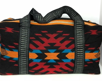 Beautiful Handwoven Travel Bag