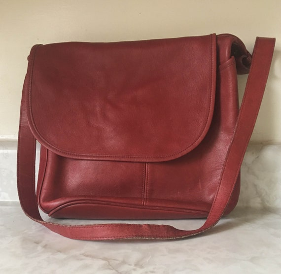 Vintage Coach Shoulder Bag/ Coach Handbag - image 1