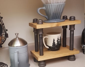 Pour-over coffee stand - Pour Over - Drip Coffee - Industrial kitchen coffee maker -