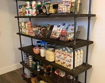 Pantry Shelves Etsy