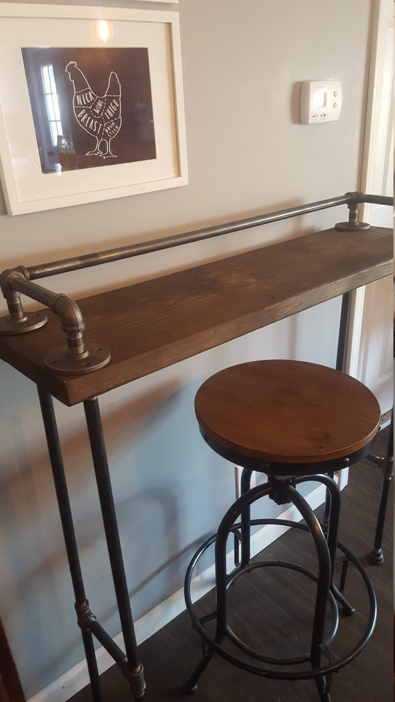 Miraculous Sofa Bar Table Wood Bar Table Buffet Table Reclaimed Wood Table Accent Table Long Sofa Table Entry Hall Table Behind Couch Table Uwap Interior Chair Design Uwaporg