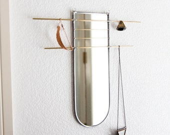 Arched Jewelry Hanging Organizer