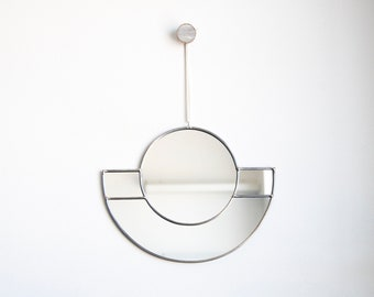 The Krzywa - Minimal Geo Circle Mirror