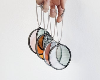 Mini Moon Ornament