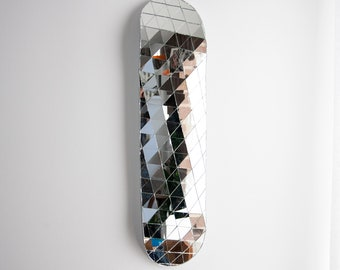Disco Skateboard Deck - Vickers Board
