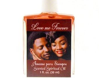 Love Me Forever oil