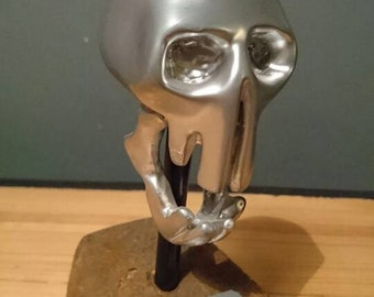 Mad Max Fury Road gear skull knob / shifter