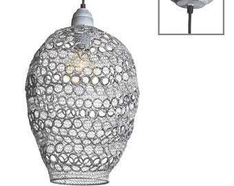 Chandelier Ogivalo wire Mumbai 31X31X45 cm