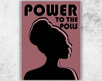 photograph regarding Printable Signs for Women's March named Womens March PRINTABLE Protest Rally Indication Poster // Etsy