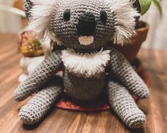 Handmade Koala Amigurumi Stuffed Animal