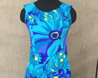31d6ab7d68 Vintage Hawaiian dress