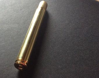 Pencil Pal Bullet (pencil holder and pencil extender) EDC, pocket pencil, carry in pencil, notebook pencil