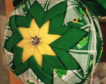 It's the Luck of the Irish Ornament