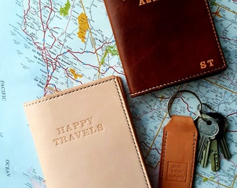 Leather Passport Holder, Personalized Passport Covers, Leather Passport Cover, Passport Cover, Passport, Travel Wallet, Leather Accessories