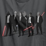 Galaxy Dogs T-shirt / Star Wars T-shirt  / Reservoir Dogs / Tarantino / Darth Vader, Boba Fett, Emperor