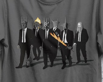 Reservoir Lords T-shirt / Reservoir Dogs / Sauron and Morgoth / Movies