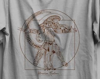 Xenomorph Evolution T shirt Science Fiction Tee Sci fi