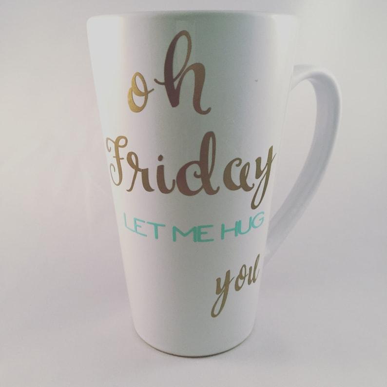 5c1fe4d8ea6 Personalized coffee mug/custom coffee mug/tall coffee   Etsy