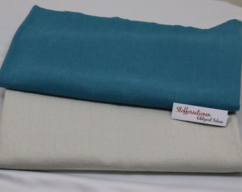 Stonewashed Belgian Linen Remnants, Superior large Linen Remnants, Heavy Linen Remnants, Remnant fabrics on sale, Linen Fabrics Remnants