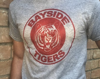 a63dbe4d849 Saved by the Bell - Bayside Tigers T-Shirt