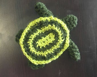 Sea Turtle Crochet Pattern