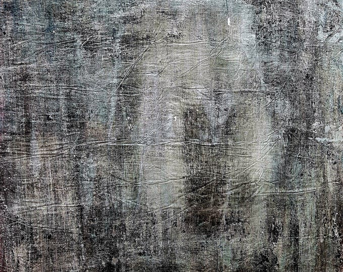 Moonlight -01- (n.347) - 80,00 x 90,00 x 2,50 cm - ready to hang - acrylic painting on stretched canvas