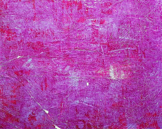 Fiumi di porpora (n.281) - 85 x 65 x 2,50 cm - ready to hang - acrylic painting on stretched canvas