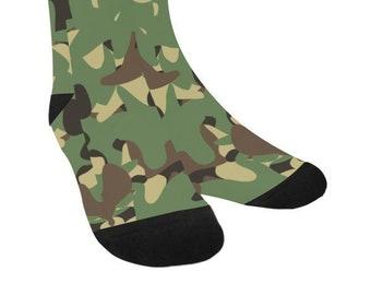 bfeef7997 Camouflage socks