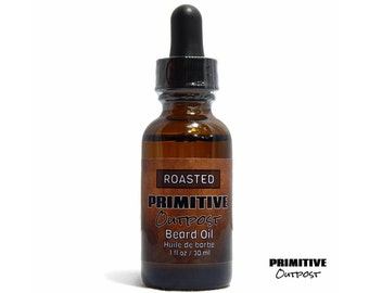 Roasted Beard Oil by Primitive Outpost