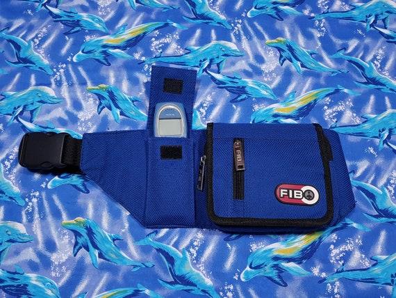 Vintage des années 90 FIB Bum Bag, Vintage des années 90, sac banane accessoires, l'an 2000, des années 80 sac, sac Style Y2K, Lad Terracewear Eshay