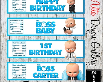 photo relating to Boss Baby Printable referred to as Manager little one printable Etsy