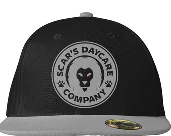Scar s Daycare Company Snapback inspired by The Lion King a08d598b975