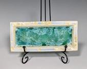 Ceramic Tray, Small Handmade