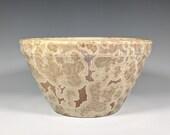 Gift for MOM Handmade Ceramic Indoor Planter, Crystalline Glazed Planter