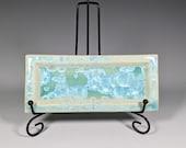 Gift for MOM Handmade Small Ceramic Tray