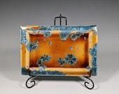 Gift for MOM Handmade Medium Ceramic Tray