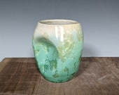Ceramic Cup, Hand Thrown, Pinch Cup