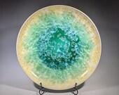 Gift for MOM Large Handmade Ceramic Platter