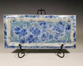 Gift for MOM Handmade Large Ceramic Tray