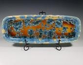 Gift for MOM Handmade Xtra Large Ceramic Tray