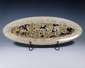 Ceramic Tray, XLarge Handmade
