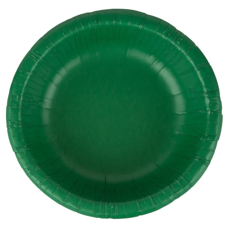 20Ct Emerald Green 20oz Paper Bowls Paper Plates Party Engagement Bachelorette Party Bowl Wedding Baby Shower Birthday Paper Bowls