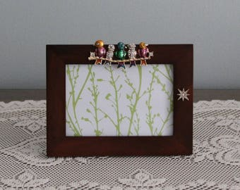 Birds on a Branch Picture Frame
