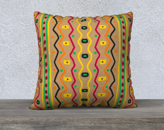 Zig Zag Pillow Cover