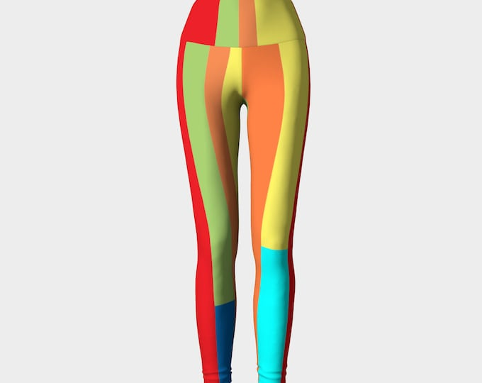 Circus Yoga Leggings