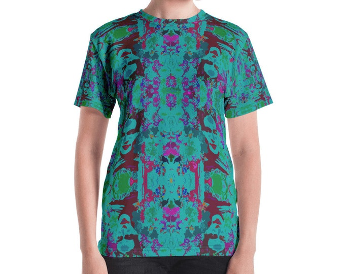 Frida Kahlo Ikat Women's T-shirt